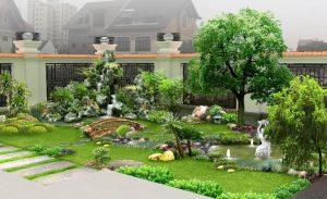 5 lợi ích bất ngờ mà thiết kế kiến trúc cảnh quan sân vườn đem lại bạn có biết?