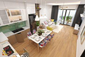 4 sự thật khó tin về thiết kế nội thất chung cư bạn không nên bỏ qua