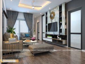 999+ Mẫu thiết kế nội thất phòng ngủ hiện đại 20m2 GIÁ CỰC RẺ