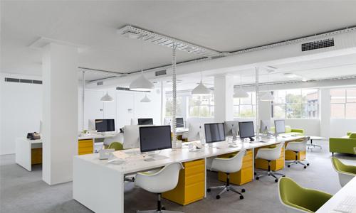 Xem ngay 2 xu hướng thiết kế nội thất văn phòng Hot nhất 2018
